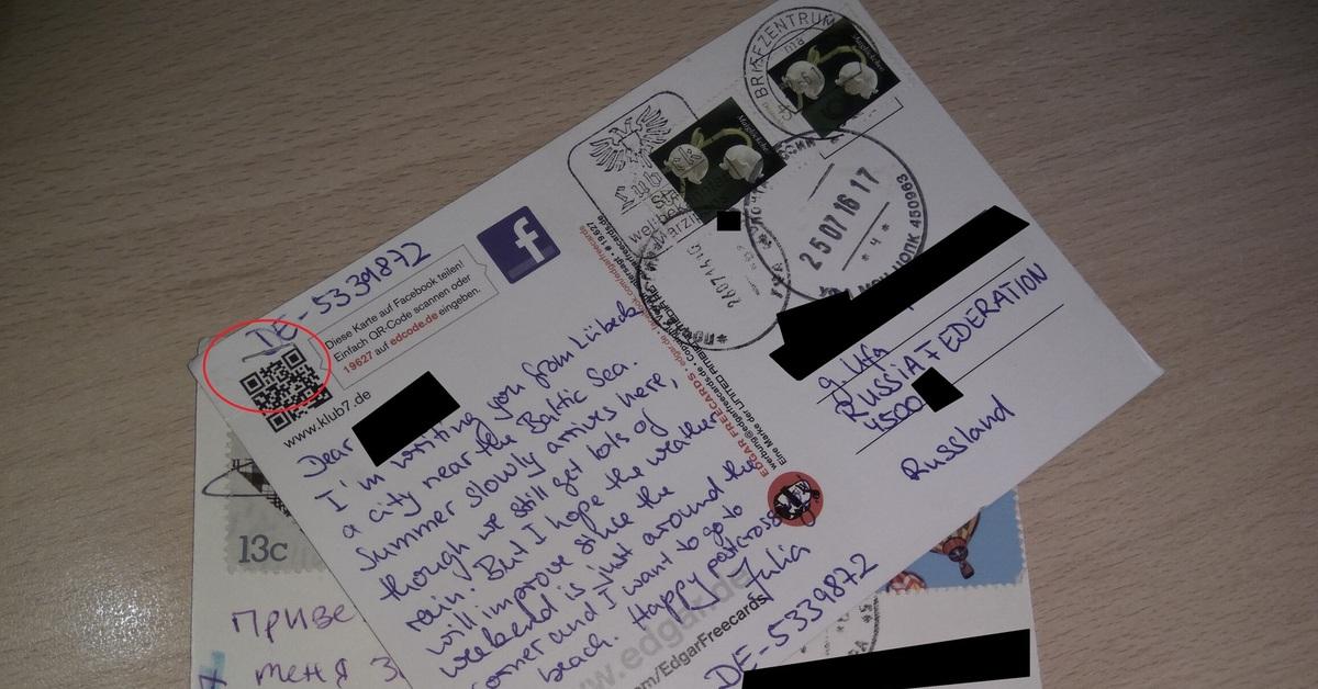 О чем писать в открытке, подписаться под