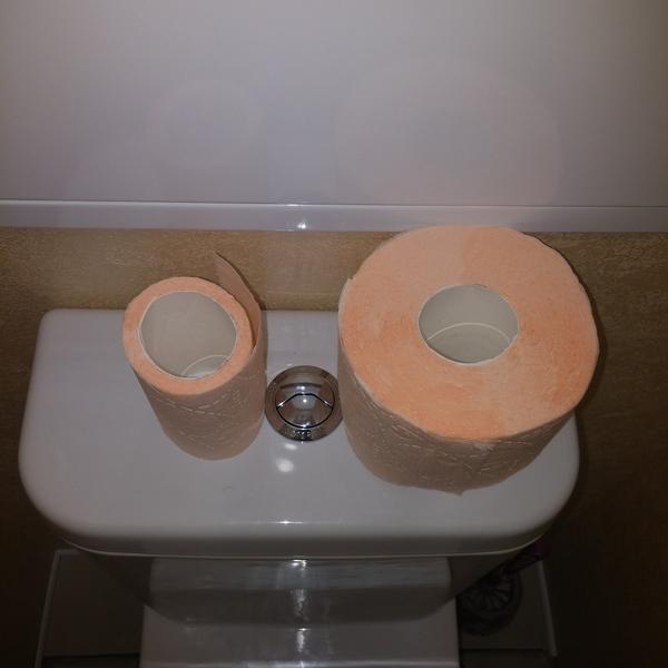 Очередной обман зрения Туалетная бумага, Не обманули, Обман зрения, Рулоны бумаги