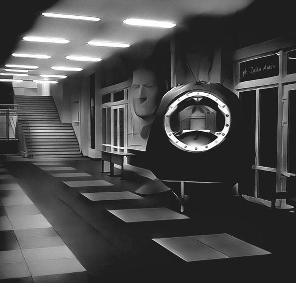 Самарский. Красивый. Твой. Самарский университет, СГАУ, Южная площадка, Zaika, Космос, Фото на тапок