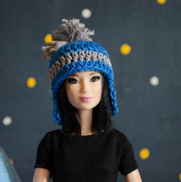Миниатюрное вязание. вязание, куклы, миниатюра, рукоделие, шапки, длиннопост, моё