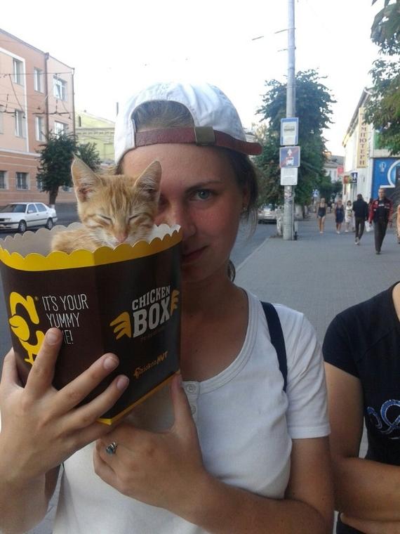 украинская пара сняла видео