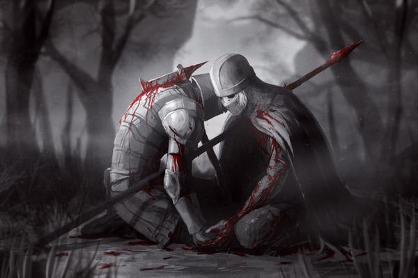 Конец вражды