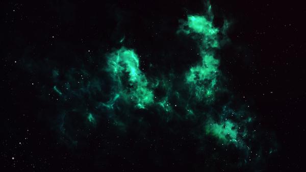Туманность Космос, Туманность, Арт, Рисунок