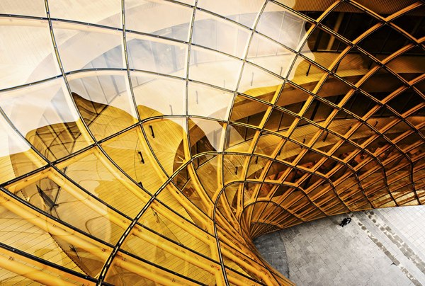Торговый центр Эмпория (Emporia) Швеция, Мальмё, World of building, Сооружения, Строительство, Архитектура, Дизайн, Торговый центр, Длиннопост