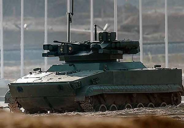 Не просто вторая попытка, но и дополненный материал. Боевые роботы Вооружённых Сил Российской Федерации часть первая. Оружие, Робот, Боевой робот, Бмп-3, Бумеранг-Бм, Военная техника, Бронетехника, ВС РФ, Видео, Длиннопост