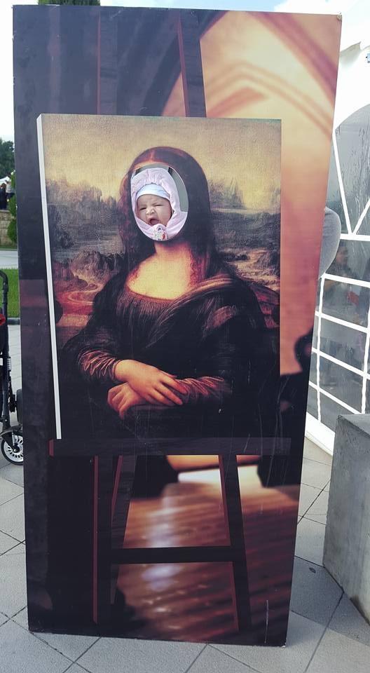 Мона Лиза в детстве