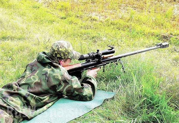В РФ обновили АСВК, сделав из неё самую лёгкую винтовку в своём классе Оружие России, Крупный Калибр, Корд-м, Длиннопост
