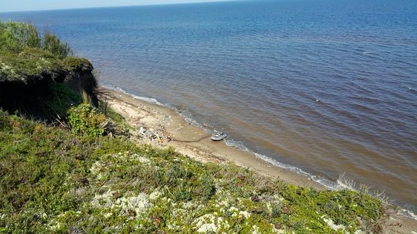 Берегом белого моря Белое море, Рыбалка, Длиннопост
