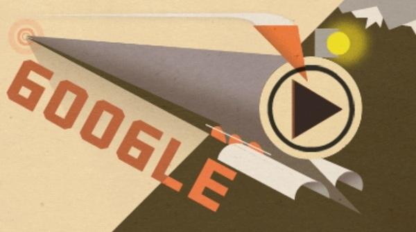 Гугл - 100 лет со дня окончания строительства Транссиба Транссибирский экспресс, 100 лет, Искусство, Тонкая однако работа, Модернизм