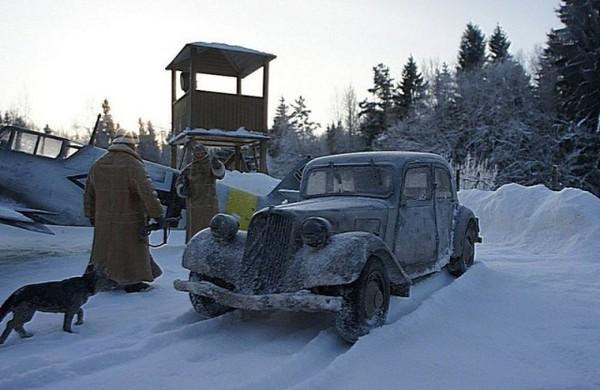 Мужские игрушки... Генерал Мороз. Моделизм, Диорама, Fw-190, Немцы, Война, Длиннопост