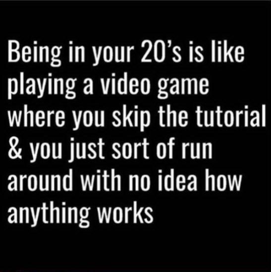 Так и есть Игры, Молодость, Грабли