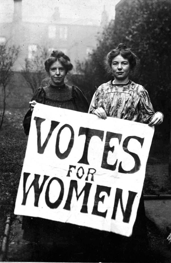 women gaining rights throughout history Women's history, feminist history suffrage campaigners were also anxious that the achievement of the vote, and women's part in gaining this victory.