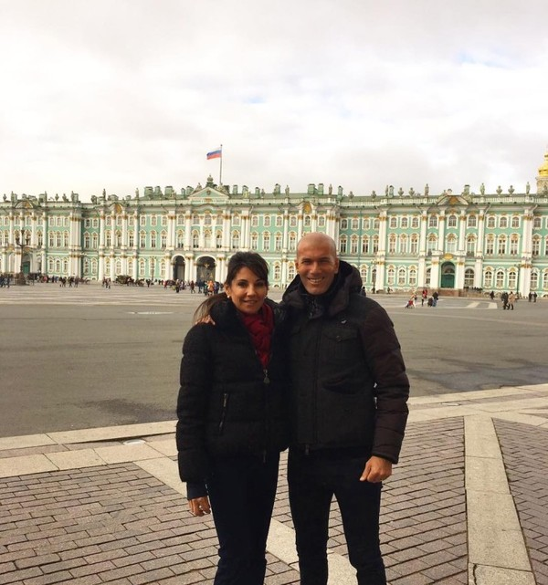 Как Зидан провел выходные в Петербурге Зидан, Копипаста, Санкт-Петербург, Футбол, Длиннопост