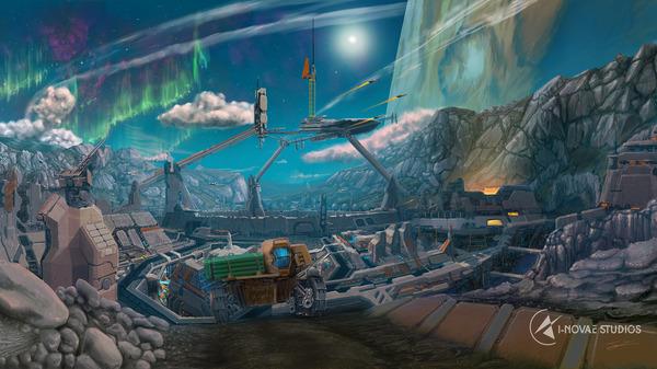 Космосимы Infinity Battlescape, Космосимы, Гифка, Видео, Длиннопост