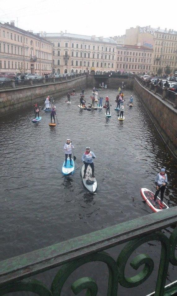 Фестиваль SUP-сёрфинга в Санкт-Петербурге. Серфинг, Сапсёрфинг, Санкт-Петербург, Спорт, Длиннопост