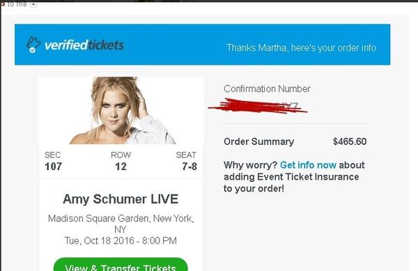 Такая вот не пруха =/ Amy Schumer, Концерт, Live