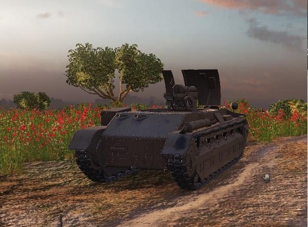 Я слежу за тобой... World of Tanks, Слежка, Танки