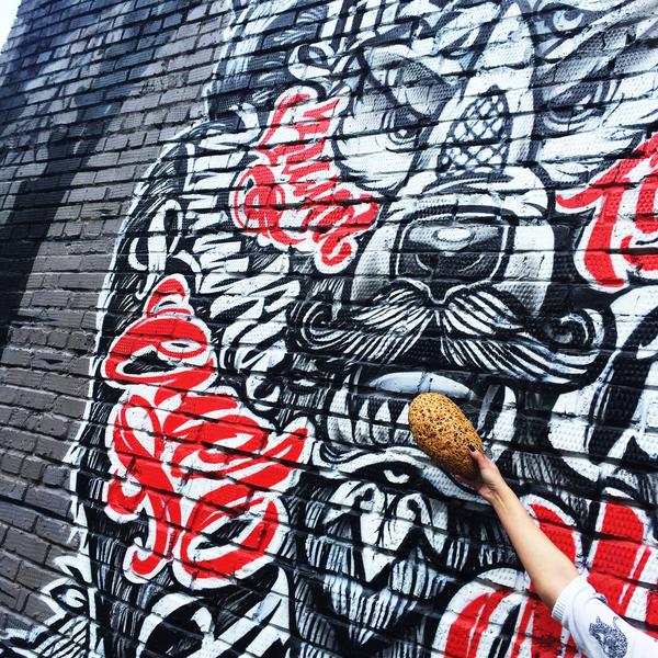 Достопримечательности Новосибирска, или путешествие булок::) Новосибирск, Город, Достопримечательности, Сэндвич, Булка, Длиннопост