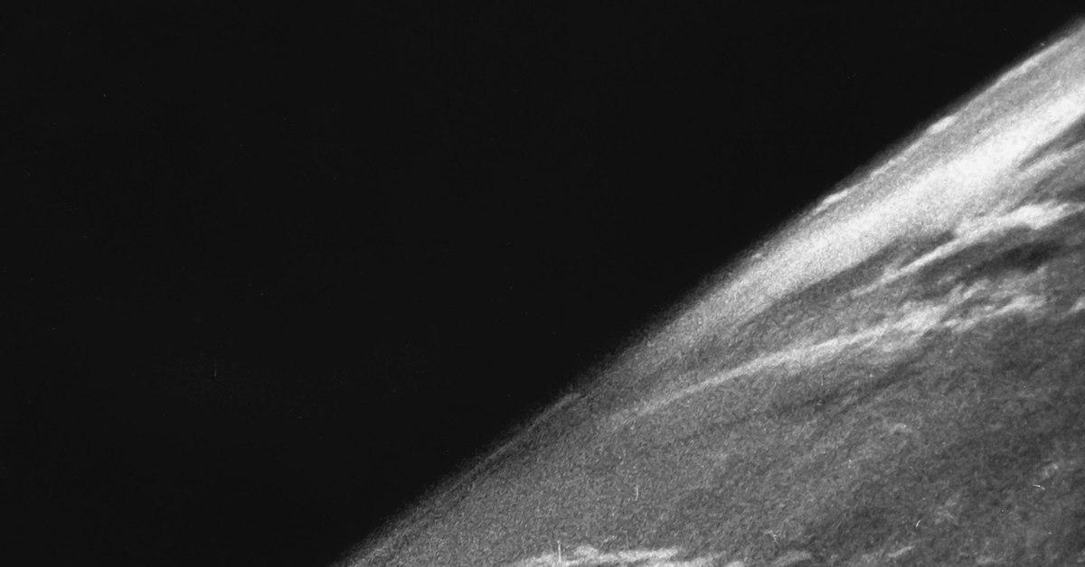 первое фото земли из космоса они нас
