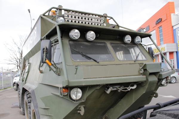 Машина для зомби апокалипсиса atv, вездеход амфибия, бтр-80, зомби-апокалипсис, видео, длиннопост