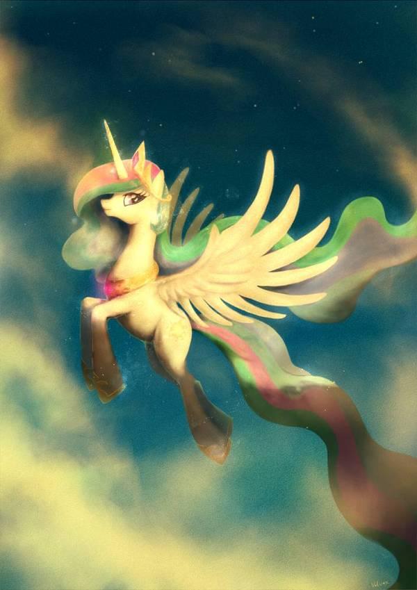 Небесная пони