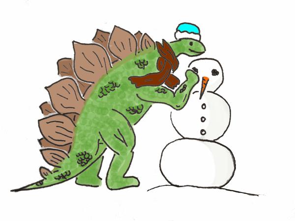 Были ли динозавры теплокровными? Динозавры, Биология, Наука, Палеонтология, Физиология, Метаболизм, Каракули, Длиннопост
