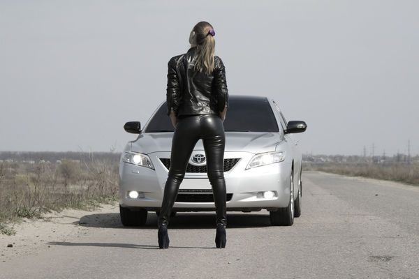У девчонок новые аватарки II Toyota camry, Девушки, Фотосессия, Фото, Картинки, Длиннопост