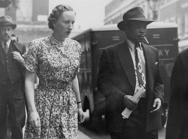 Руфь и Серетсе: любовь, изменившая Африку Ботсвана, Случай из жизни, неизвестные известные люди, Англия, длиннопост