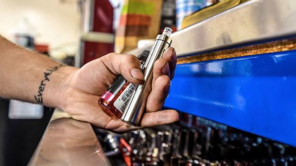 акциз на электронные сигареты одноразовые