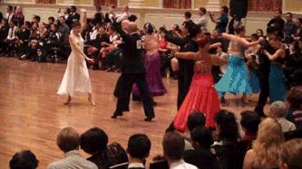 Танцы до добра не доводят