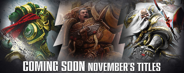 Анонс Warhammer 40k, литература, выход, книги, обложка, длиннопост