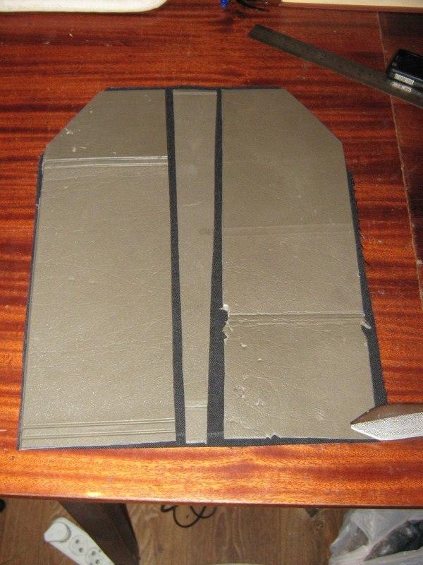 Кобура двухсторонняя для MP5 Снаряжение, Своими руками, шитье, длиннопост