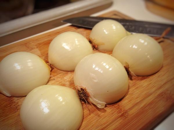 Запечённая картошечка с беконом в сырно-грибном соусе. еда, рецепт, Станислав, бекон, грибы, мясо, длиннопост, готовим дома