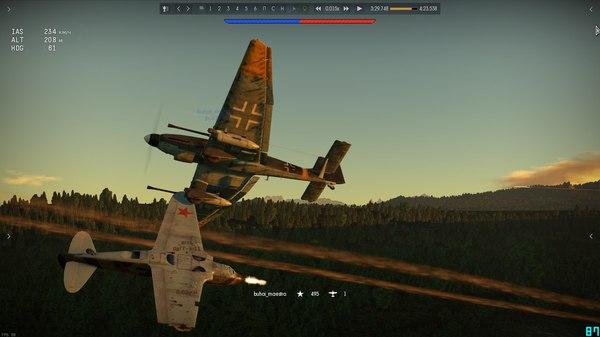 Миллиметраж War Thunder, Миллиметраж, Самолет, Самолеты СССР