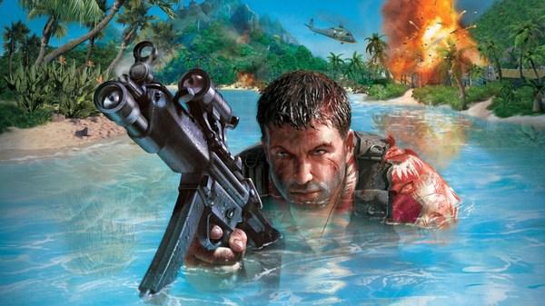 Far Cry вдвоем или конец одиночеству Джека Карвера Far Cry, Классика, Игры, Тропики, Кооператив, Длиннопост