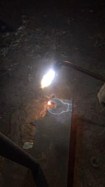 """Изготовление ключа """"вороньей лапки"""" на 36 своими руками Длиннопост, Своими руками, Инструменты, Металлообработка, Сварка, Автоген"""