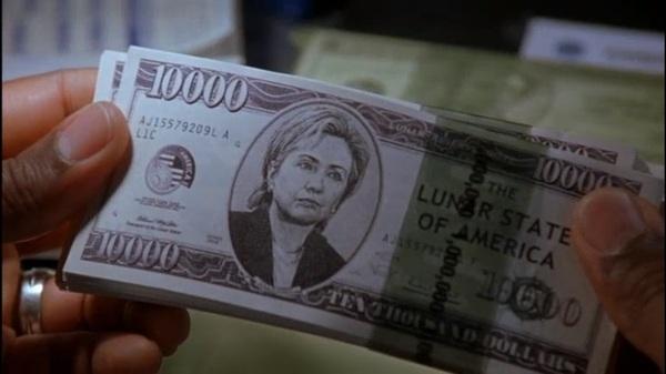 Сенсация! Клинтон станет президентом Америки после Трампа! США, Трамп, Клинтон, Выборы США, Фантастика, Фильмы, Политика