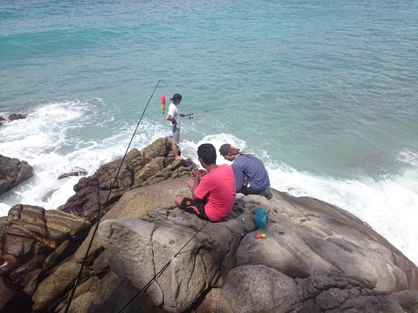 С рюкзаком по миру. День 57-76. Таиланд. Граница, внезапная рыбалка с местными и визит к тиграм. СРюкзакомПоМиру, Кругосветное путешествие, Путешествия, Длиннопост, Таиланд, Пляж, Отдых, Тигр