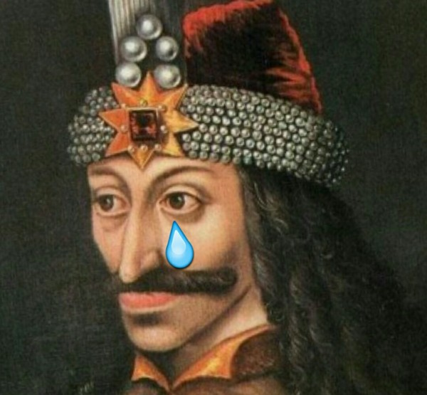 Влад Цепеш одобряет кол, дракула, Влад III Цепеш, нежданчик