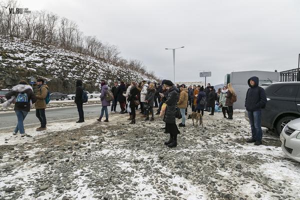 Продолжение ситуации с автобусами во Владивостоке Владивосток, Кампус, Автобус, Видео, Длиннопост