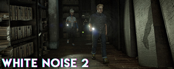 White Noise 2... White Noise 2, Компьютерные игры, IC обзор, Хоррор, Длиннопост
