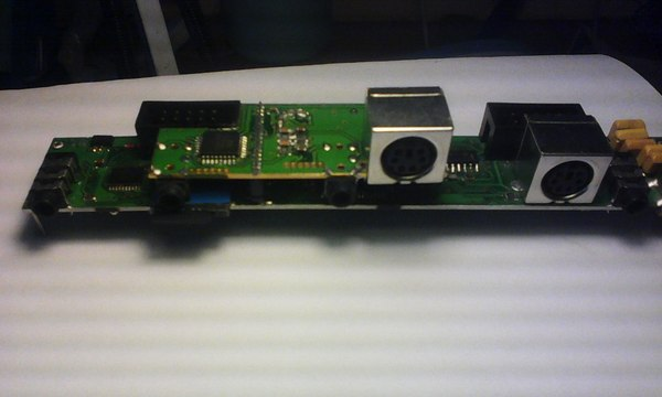 ZX Spectrum на современной элементной базе – микроконтроллерах AVR. AVR, Своими руками, TechnoBrother, ZX Spectrum, Длиннопост