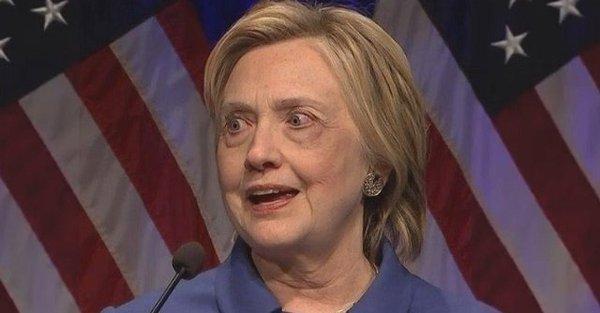 Хиллари Клинтон произносит речь через неделю после проигрыша Хиллари Клинтон, Трамп, Выборы США, Политика