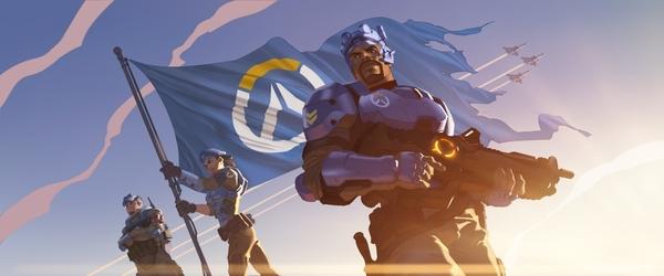 Придумалось про одного из моих любимых персонажей из Overwatch Overwatch, Blizzard, Стихи, Жнец, Длиннопост