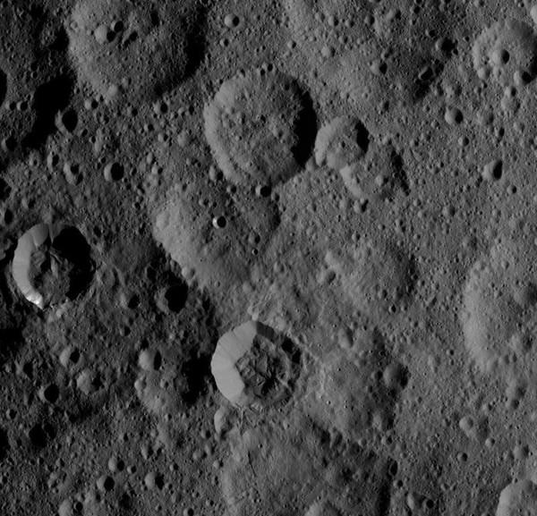 Новые изображения карликовой планеты Церера Церера, кратер, космос, астрономия, вселенная, научные исследования, Оккатор, телескоп, длиннопост