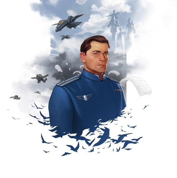 СССР-2061: Иллюстрации к «Синим птицам» Ссср-2061, Будущее, Светлое будущее, Длиннопост