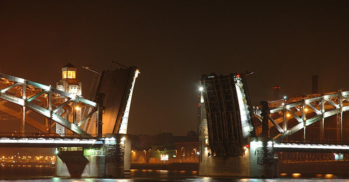 можно выпекать фото разведенного моста александра невского юмор