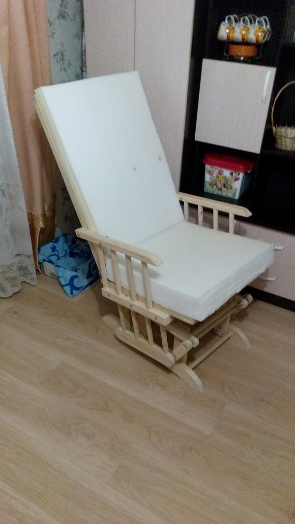Как я кресло качалку рукожопил... кресло-качалка, кресло, Своими руками, дерево, длиннопост