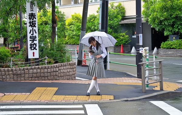 Японские школьницы Японские школьницы, Япония, Японка, Длиннопост