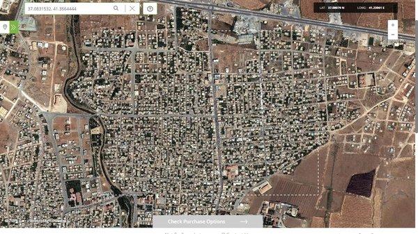Снос целых кварталов Турками Сирия, Турция, Война, Политика